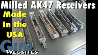 Firing Line Milled AK47 Receivers