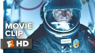Approaching The Unknown Movie CLIP  Space Station 2016  Mark Strong Luke Wilson Movie HD
