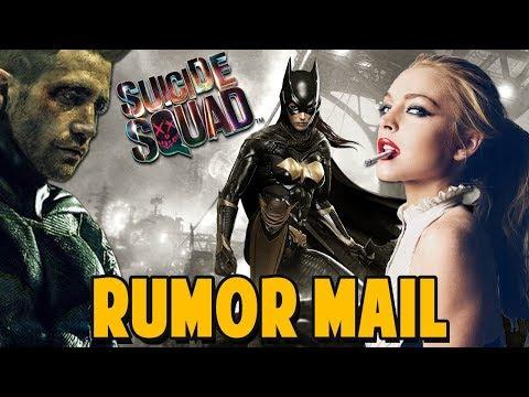 Jake Gyllenhaal REPLACING Ben Affleck as Batman? Plus Lindsay Lohan Batgirl? Rumor Mail #2