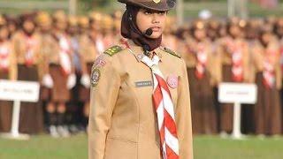 HOT! Ini Video Salam Pramuka Asli Indonesia, Contoh untuk SD SMP SMA SMK (No Salam OSIS/Baju Batik)