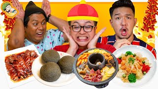Food King Singapore: The Most Exotic Chinese New Year Dishes!