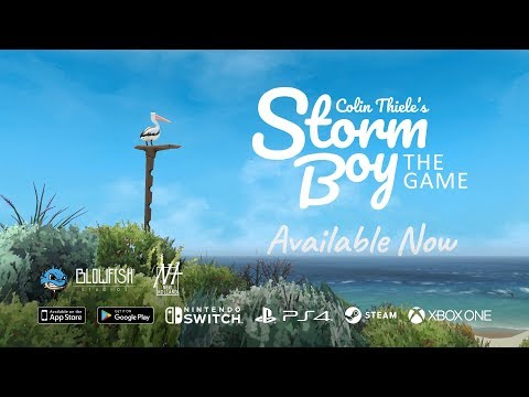 Storm Boy, The Game - Available Now! thumbnail