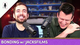 Jacksfilms On His Awkward Childhood & Thriving In Chaos (Ep 14. A Conversation With)