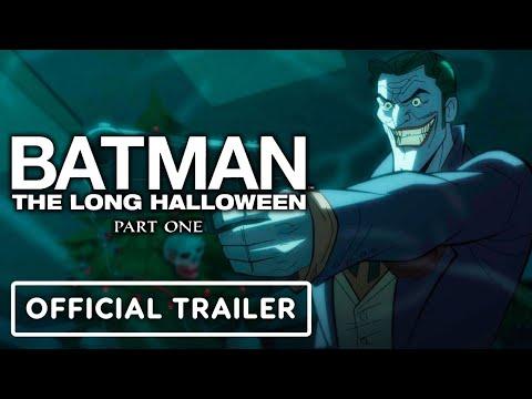 Batman: Dlouhý Halloween 1 - Filmové a seriálové trailery