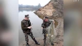 Запрет на ловли рыбы в белоруссии