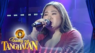 Tawag ng Tanghalan: Venus Pelobello | My Love Will See You Through