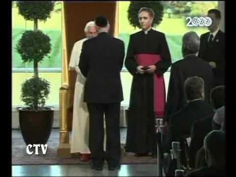Rencontre des représentants des autres religions