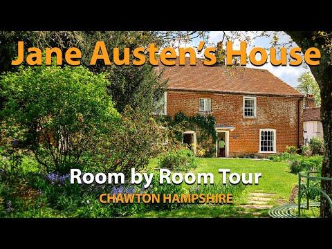 Het leven van Jane Austen