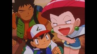 Team Rocket's Motto - As Clear As Crystal