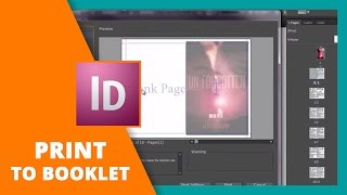 How To Print Booklet In InDesign // BOOK DESIGN