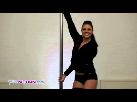 Dry Hands Grip - Justine explains how to use Dry Hands for pole dancing