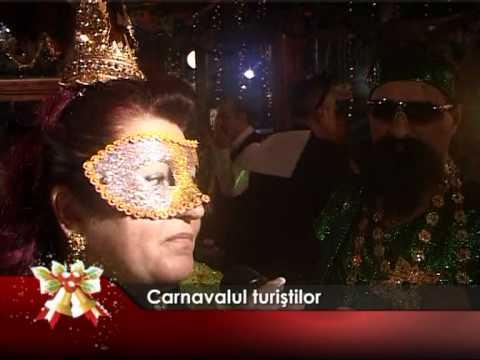 Carnavalul turiştilor