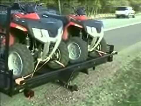 2020 Echo Trailers Motorcycle EMC-7-12 in Ukiah, California - Video 1