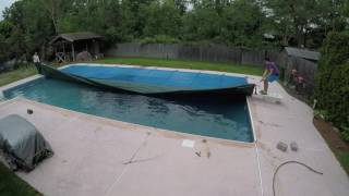 The Best Way To Open Inground pool