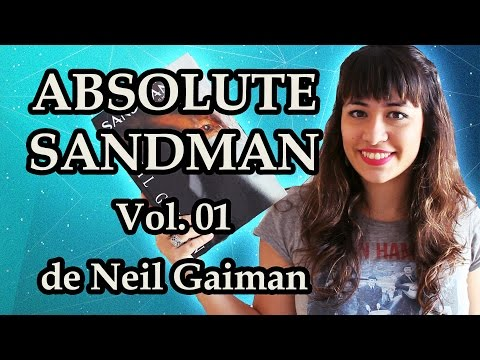 AllAboutThatBook   EU LI: ABSOLUTE SANDMAN Vol. 1 - Neil Gaiman [HQ]