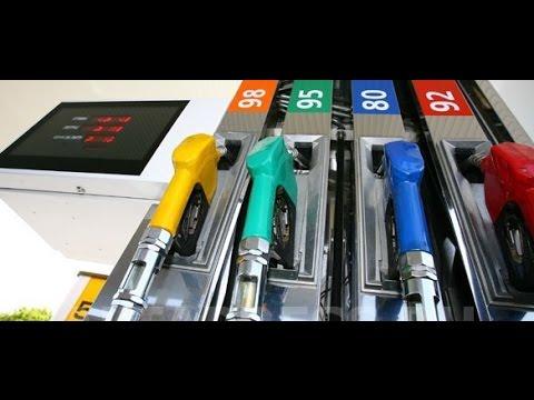 In sscha wird das Benzin billig