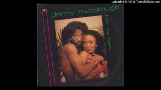Donny McCullough - Ain't Love Funny