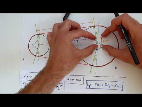 Aprendo - Longitud correa poleas - Tecnologías - Física