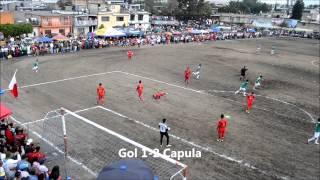 Dvo. Tepetlixpan (1) VS León Capula (2) [Final] 20/10/2013