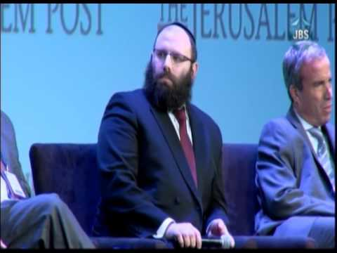 JPost Annual Conference 2016: Panel - The future of Jewish people and the war against BDS