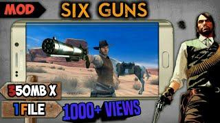 Download Install Six Guns Gang Showdown Mod Apk Data No