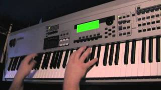 Piano Cover - Sleeping Satellite (Tasmin Archer)