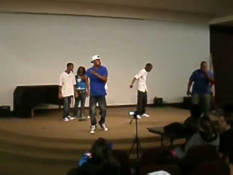 Southern Prominent (Tender Love) Ocala Florida Who's Got Talent 2012