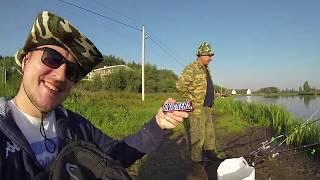 Стрелецкий ручей рыбалка михайловская слобода форум