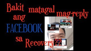 HOW TO RECOVER DISABLED FACEBOOK ACCOUNT | TAGALOG | 2019