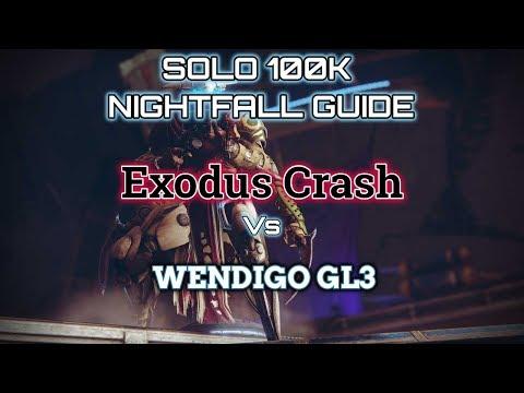 Easy 100k nightfall glitch - Destiny 2 forsaken - смотреть