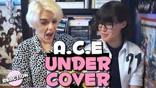 A.C.E (에이스)   UNDER COVER ★ MV REACTION