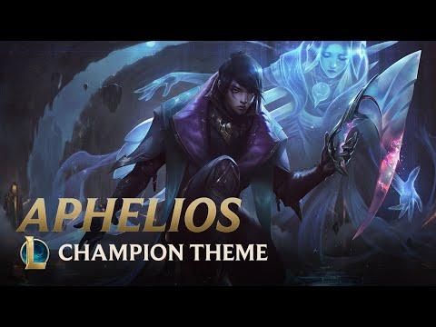 Aphelios, The Weapon of the Faithful | Champion Theme  - League of Legends