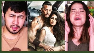 BAAGHI 2 | Tiger Shroff | Disha Patani | Trailer Reaction!