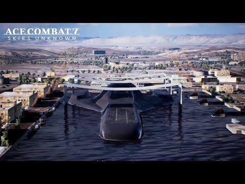 Ace Combat 7: Skies Unknown - Season Pass Mission Trailer - PS4/XB1/PC