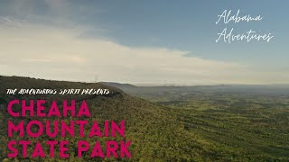 Cheaha Mountain State Park | Cinematic FPV | FPV Cinewhoop + DJI MP2 | Tallest Alabama Mountain