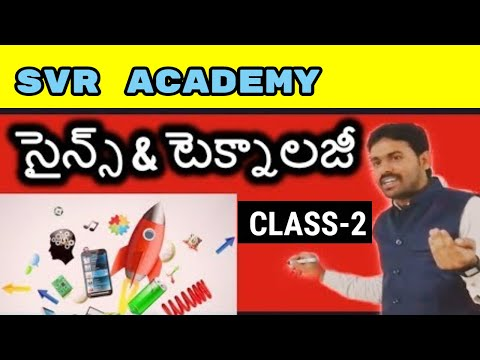 Science and technology class-2 APPSC GROUPS ONLINE COACHING