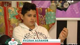 Руслан Асланов. История взлета 13-летнего представителя Беларуси на «Евровидении»