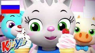 детские песни   Давай кататься на машине + Еще!   KiiYii   мультфильмы для детей