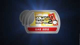 ICC Packaging elements for the UAE world cup 20-20