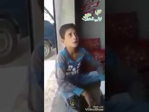 شاهد اجمل طفل يبدع في غناء موال وعتابا