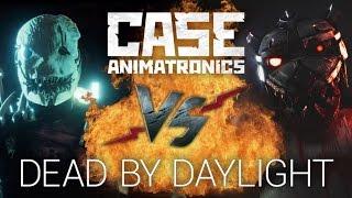Рэп Баттл - CASE: Animatronics vs. Dead by Daylight