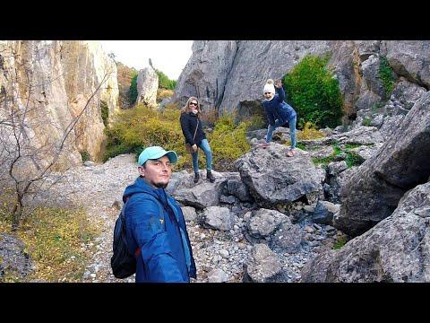Ялта. НОВАЯ СВАЛКА под носом и КРАСОТА у дороги. Аянские скалы. Никитская расселина. Крым сегодня