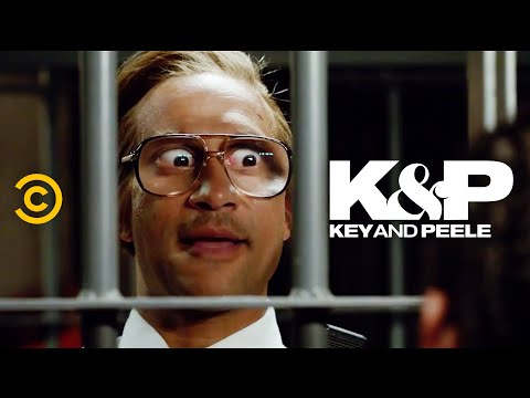 The Most Gullible Prison Guard Ever - Key & Peele