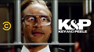 "A prisoner plays mind games with the easily manipulated guard who's been placed in charge of him.  About Key & Peele:  Key & Peele showcases the fearless wit of stars Keegan-Michael Key and Jordan Peele as the duo takes on everything from ""Gremlins 2"" to systemic racism. With an array of sketches as wide-reaching as they are cringingly accurate, the pair has created a bevy of classic characters, including Wendell, the players of the East/West Bowl and President Obama's Anger Translator.   Subscribe to Comedy Central: https://www.youtube.com/channel/UCUsN5ZwHx2kILm84-jPDeXw?sub_confirmation=1  Watch more Comedy Central: https://www.youtube.com/comedycentral   Follow Key & Peele: Facebook: https://www.facebook.com/KeyAndPeele/ Twitter: https://twitter.com/keyandpeele Watch full episodes of Key & Peele: http://www.cc.com/shows/key-and-peele  Follow Comedy Central: Twitter: https://twitter.com/ComedyCentral Facebook: https://www.facebook.com/ComedyCentral/ Instagram: https://www.instagram.com/comedycentral/   #KeyandPeele"