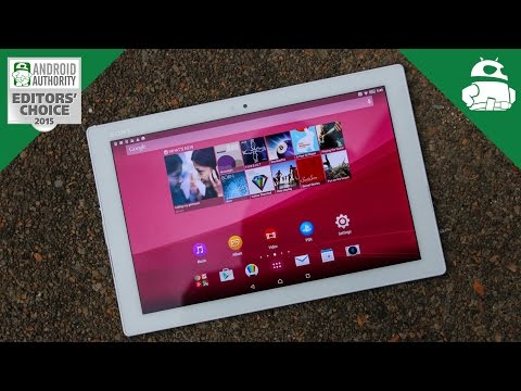 Sony Xperia Z4 Tablet Review!