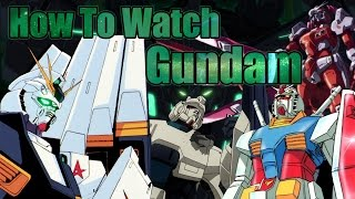 How To Watch Gundam Part 1  Universal Century Chronologically