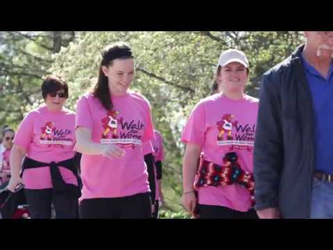2018 Cindy Gannon Walk for Women Spot