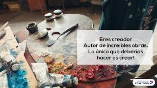 ¿Eres creador? ¿Autor? Deberías centrarte sólo en Crear!!!