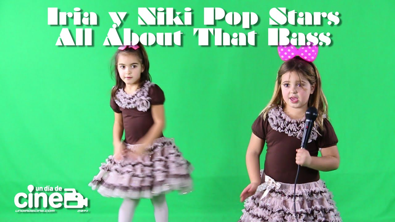 Iria y Niki Pop Stars - All About That Bass