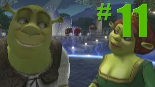 Shrek 2: Game Walkthrough Final Part 11 - Final Boss - No Commentary Gameplay (Gamecube/Xbox/PS2)